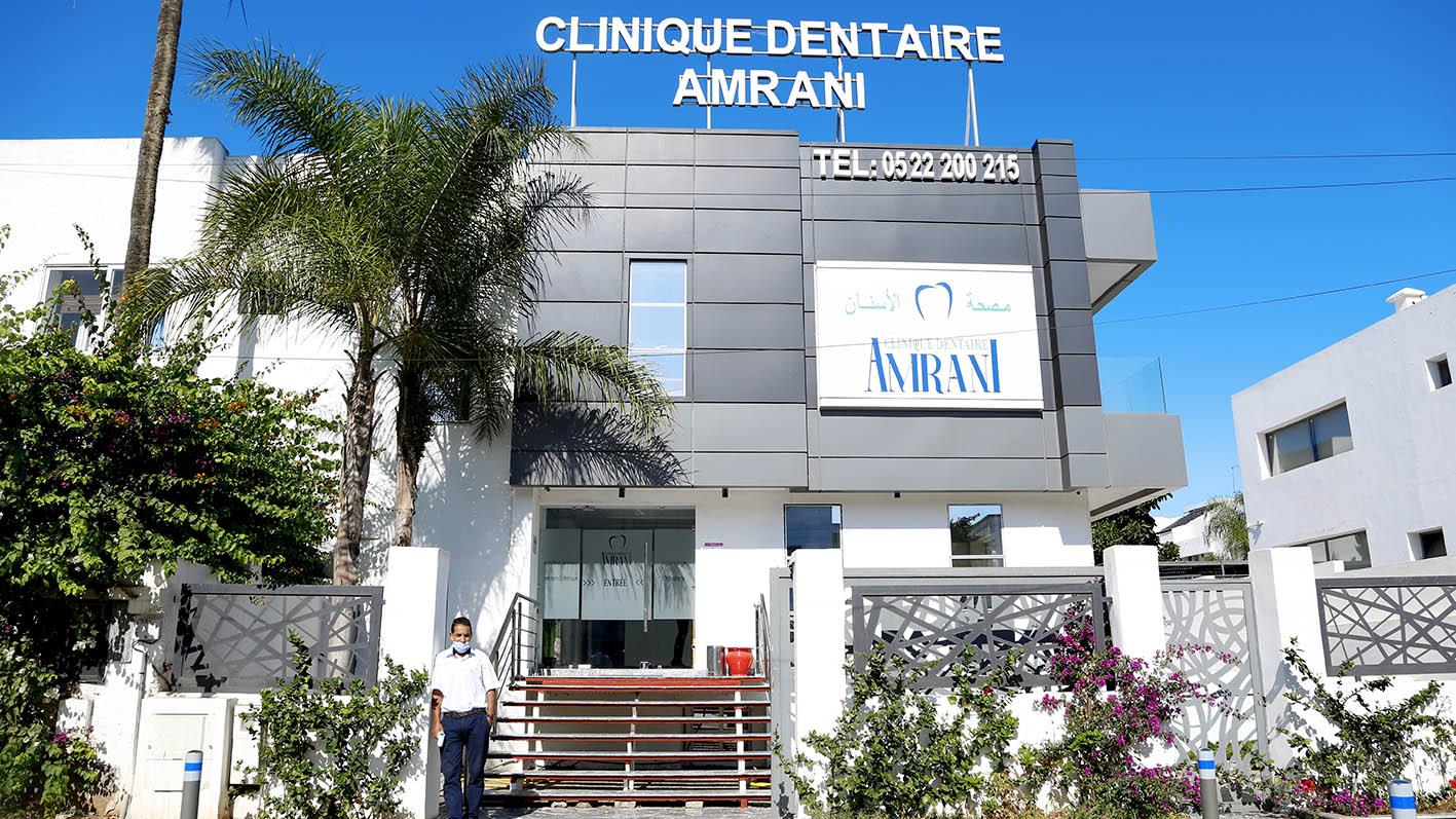 Clinique dentaire Amrani
