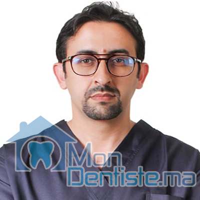 implantologiste Casablanca Dr. Moulay Ismail Afif